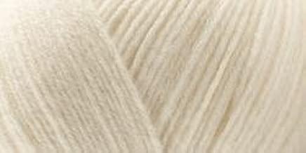 Lion Brand 550-099 Pound Of Love Baby Yarn - Antique White