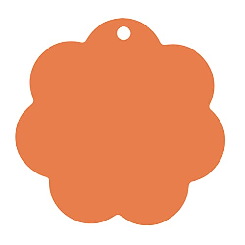Angoily Alfombrilla Antiadherente Antiadherente Antiadherente para Microondas Alfombrilla Antiadherente Antisalpicaduras Alfombrilla de Secado Protectora para Lavavajillas Naranja Segura