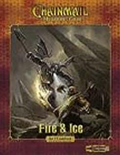 Fire & Ice Set 3 Guidebook (Chainmail Miniatures Game) by Rob Heinsoo (2002-05-03)