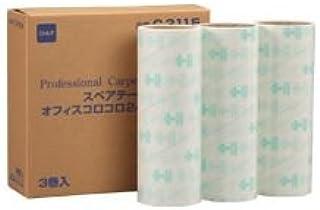 オフィスコロコロ スペアテープ 240mm 3巻×10パック