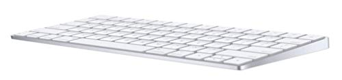 New Apple Thin Keyboard