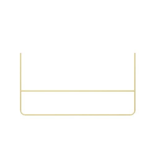 daily supplies Perchero de Ropa Colgante Ajustable, Perchero para Tienda minorista, Perchero de Techo de exhibición de Ropa de Negocios de Metal para Estante de Boutique/guardarropa/Tienda de Bodas