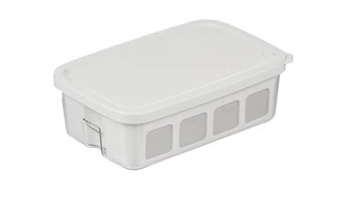 Tefal XF1010 Schale für Joghurtbereiter Multidelice, 1Schale aus Kunststoff mit 1l Fassungsvermögen, 1Abtropfsieb für Frischkäse, Rezeptheft (auf Spanisch)