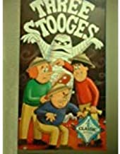 Animated Anticks of the Three Stooges and Friends: Noisy Silent Movie / Lastest Gun in the West / Mummies Boys / Bingo Pooti VHS - coolthings.us