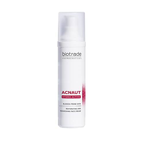 Biotrade Acne Out Hydro-Active Cream - Destroys The Bacteria Which Cause Acne - 60Ml by AcneOut