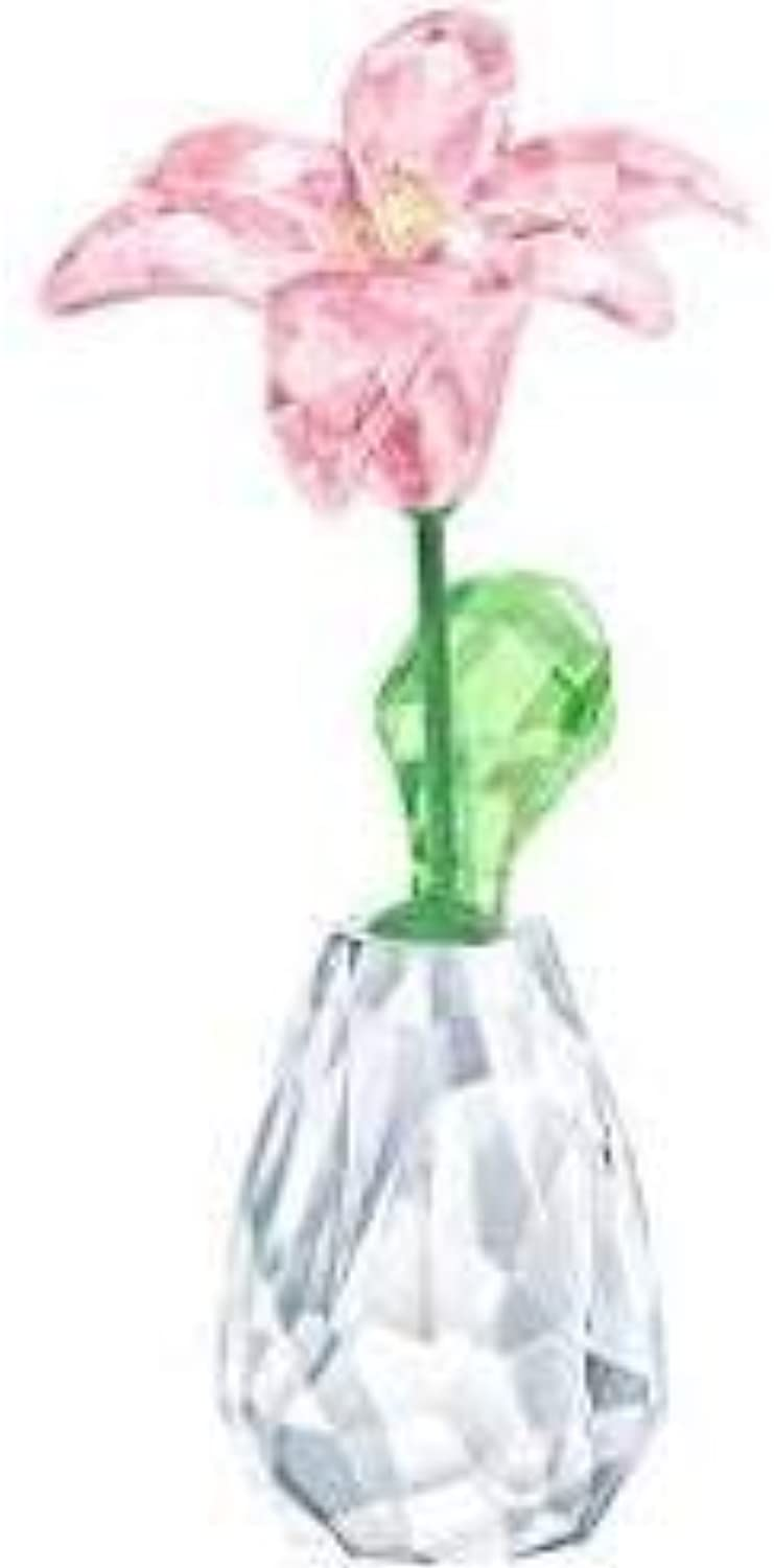 Swarovski Flower Dreams - Lily Crystal Gifts, Clear