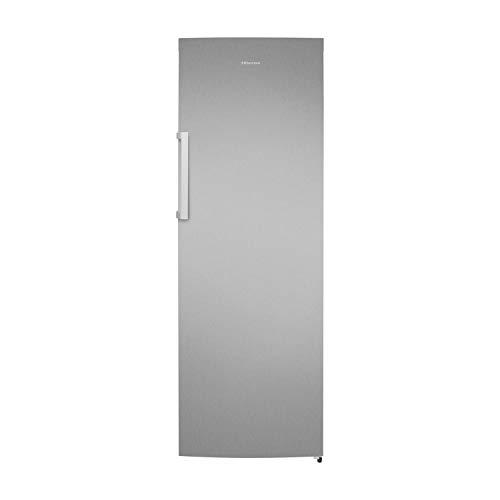 Hisense RL423N4AC11 175x60cm 320L Freestanding Fridge - Stainless Steel