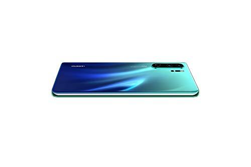 HUAWEI P30 Pro Smartphone e Cover Trasparente, 8 GB RAM, Memoria 128 GB, Display 6.47