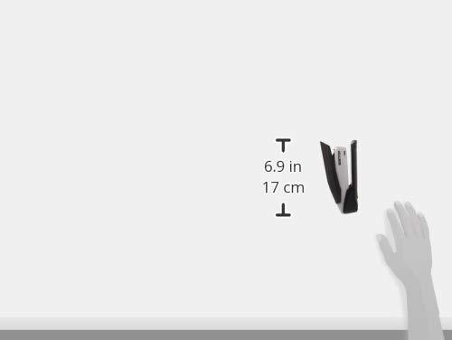 Bostitch Office Metal Executive Stapler - 3 in 1 Stapler - One Finger, No Effort, Spring Powered Stapler, Black/Gray (INP28), 28 Sheets Photo #2