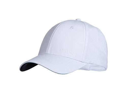 Artengo Tennis Cap Tc 900 56 cm - Weiß/Navy