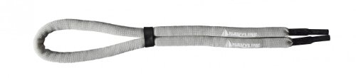 Navyline Neopren Brillenband mit Auftrieb von Navyline, Farbe:grau