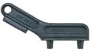 Seachoice 32651 Deck Plate Key Black Polycarbonate