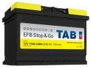 TAB Batterie Voitures Magic Car M54 L1B 12 V 55AH 510 AMPS EN