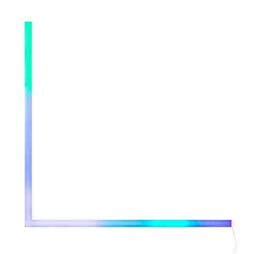 LIFX Beam Kit, WLAN-fähige modulare LED Light Bars, 6 Leuchten + 1 Eckteil