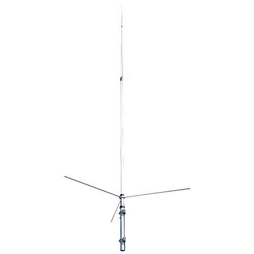 Tram Amateur Dual Band Base Antenna, White (1481)