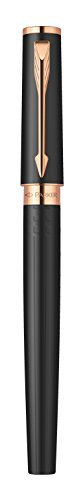 Parker Ingenuity Slim Taupe, Parker 5th Technology Ink Pen with Medium Black refill (1858537) Photo #2