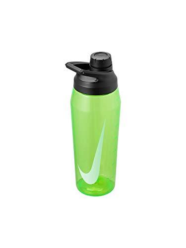 NIKE TR Hypercharge Botella, Unisex Adulto, Verde, 946ml