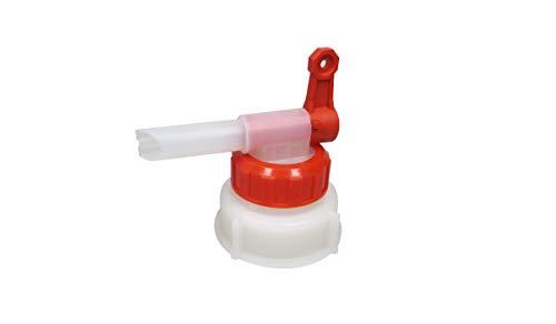 Sabeu FLUXX® AH 13/51 Auslaufhahn Dosierhahn für 5-30 Liter Kanister mit DIN 51 Gewinde