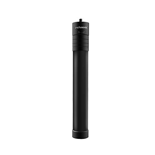 Pergear ジンバル用延長スティック(改善品)DJI Osmo Mobile 2/Zhiyun Smooth 4/Hohem Isteady Mobile 2/Hohem Isteady Pro/DJI Osmo Pocket/Moza Mini S/