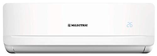 MILECTRIC Aire Acondicionado (Tipo Split, Bomba de Frio y Calor. Ultra silencioso, Display, WiFi) (3500 Frigorias)