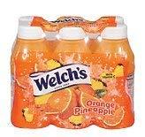 5 popular 2 set-Welchs Special price for a limited time Juice Drink - Orange fl Pineapple 6 10 Packs