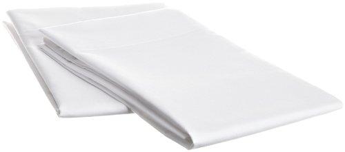 almohada blanca marca Hospitality Pillow Cases S/2