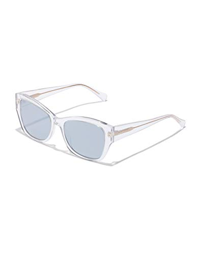 HAWKERS Bhanu Gafas de sol, TRANSPARENT, Talla única para Mujer