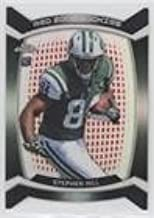 Stephen Hill (Football Card) 2012 Topps Chrome - Red Zone Rookies Die-Cut - Refractor #RZDC-28