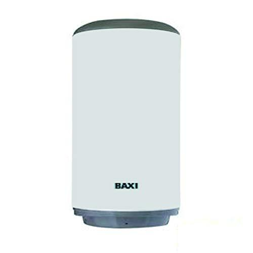 Baxi R501 Scaldacqua elettrica, 10 l, 1200 W, Bianco