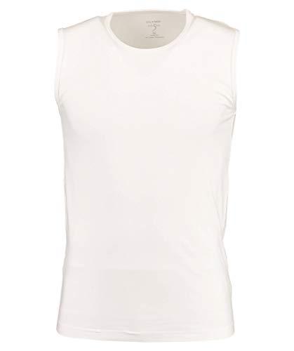 OLYMPHerren Tanktop Level 5 Body Fit, Weiß, M