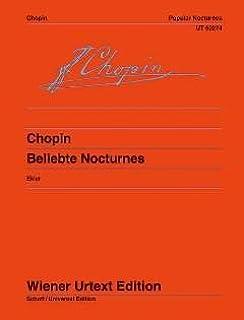 Populaire nocturnes - gearrangeerd voor [noten/Sheetmusic] Componist : Chopin Frederic