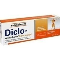Diclo-ratiopharm® Schmerzgel 100g