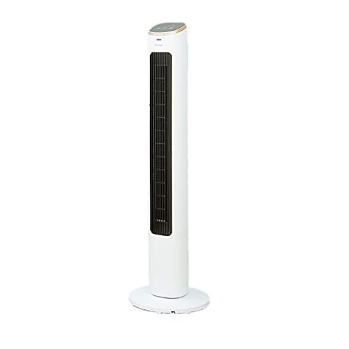 WXIANG El Nuevo Ventiladores de pie Interior Torre Blade Ventilador Oscilating Fan Pedestal Control Remoto 3 Ventilador Purificación de Aire Cómodo