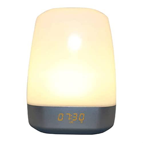 Despertador Luz Natural  marca ELXSZJ