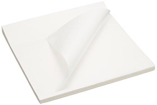 シモジマ クラフト紙 ヘイコー バーガー袋 20 無地 100枚 白 004738210
