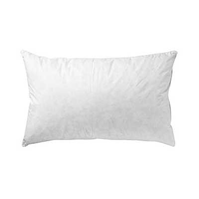 Linens Limited Natural Duck Feather Cushion Inner Pad, 30 x 50 Cm
