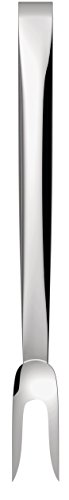 Alessi Brigata Kitchen Fork, One Size, Steel