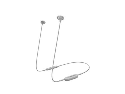 Panasonic In-Ear Kopfhörer Bluetooth RP-NJ310BE-W (6 h Akkulaufzeit, Quick-Charge, Sprachsteuerung, Kopfhörer wireless) weiß