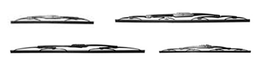 Denso 160-1221 First Time Fit Wiper Blade, 21