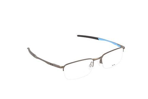 Oakley 0OX3174 Monturas de gafas, Pewter Sky Blue, 53 para Hombre