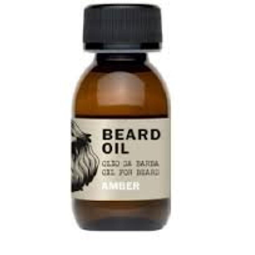ボトル金銭的守るDear Beard ディア?ビアード Beard Oil Amber 50 ml [並行輸入品]