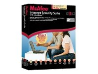 McAfee Internet Security Suite 2008 - 3 User