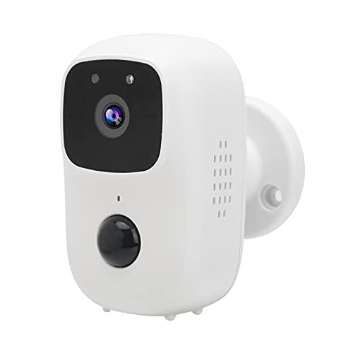 Cámara WIFI inalámbrica 1080P, sistema de monitor de videoportero, timbre impermeable IP65 con cámara, timbre de cámara visible con visión nocturna, detección de movimiento PIR, funciona para Tuya