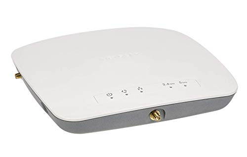 Netgear WAC730 Business WLAN Access Point (3x3 Dual-Band WLS-AC AP AC1700, Standalone oder Ensemble-Verwaltung, PoE-powered, Netzteil separat erhältlich, ProSAFE Lifetime-Garantie)