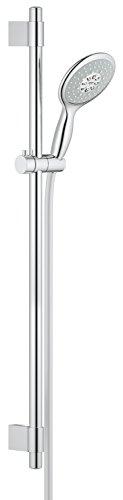 GROHE 27738000 | Power & Soul 130 Shower Rail Set | 4 Sprays - Chrome