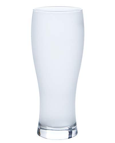 ビールグラス 泡立つビヤーグラス コップ 370ml