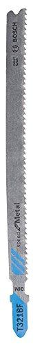 Bosch Professional Stichsägeblatt T 321 BF, Speed für Metal, 3-er Pack, 2608636706