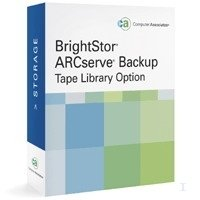 CA ARCserve Backup r11.5 for Windows Tape Library Option- Service Pack
