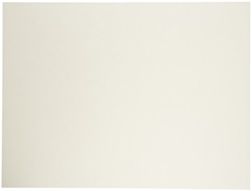 Sax Watercolor Paper, 90 lb, 18 x 24 Inches, Natural White, 50 Sheets - 443672