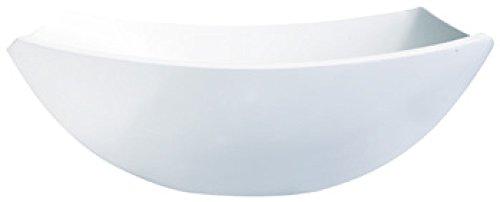Arc 7784 Coppa Quadrato, 24 cm, Bianco
